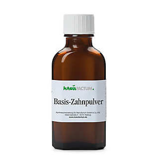 Manufactum Basis-Zahnpulver