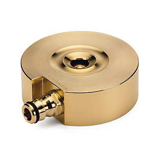 Manufactum brass turned sprinkler | Irrigation