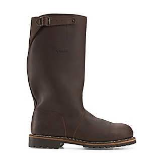Manufactum Lambskin-Lined Winter Rough Shoot Boot   Shoes