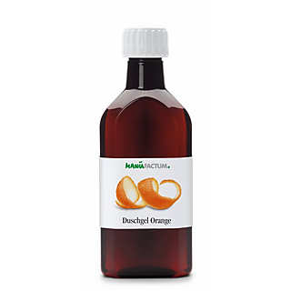 Manufactum Orange Shower Gel