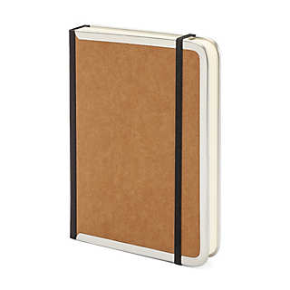 Metal Edged A6 Notebook