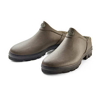 Natural Rubber Garden Clogs