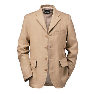 Nigel Cabourn Basketweave Gentlemen's Linen Jacket