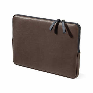 Notebooktasche Leder für MacBook<sup>®</sup> 15"