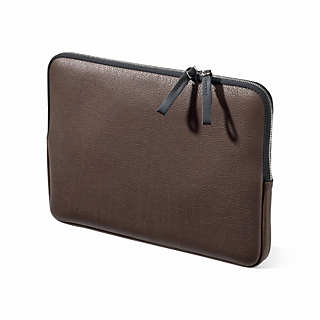 Notebooktasche Leder für MacBook® 13""