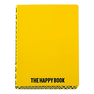 Notizbuch The Happy Book  | Schreibbedarf