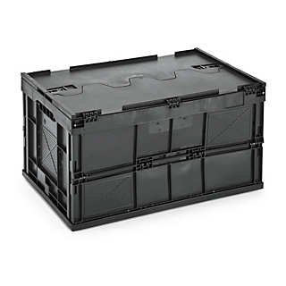 Plastic Folding Crates