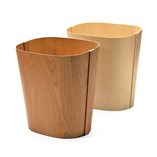 Plywood Waste Paper Basket | Tables