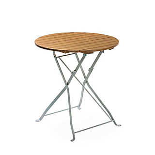 """Round Balcony Table from """"Elefant"""""""