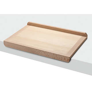 A small board for baking
