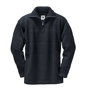 S.N.S. Herning Danish Troyer-style Fisherman's Pullover