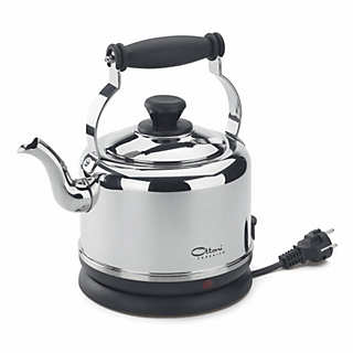 Stainless Steel Electric Kettle | Coffee and Tea