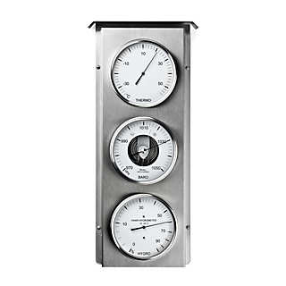 Stainless Steel Outdoor Weather Station | Home Accessories