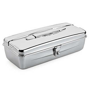 Stainless Steel Toolbox | Household Essentials