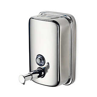 Stainless Steel Wall Soap Dispenser | Bathroom Accessories
