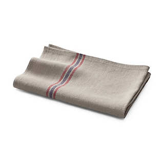 Striped Linen Kitchen Towel | New Products