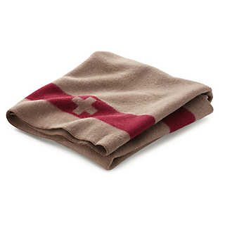 Swiss Army Blanket | Home Textiles