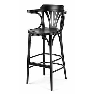 TON Bar Stool With Arm-and Backrest | Furniture