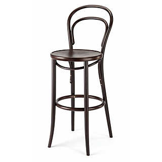 TON Bar Stool With Backrest | Furniture