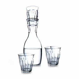 Wasserkaraffe French Carafe-Set