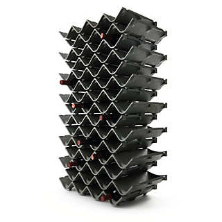 Zigzag Wine and Bottle Rack | Tables