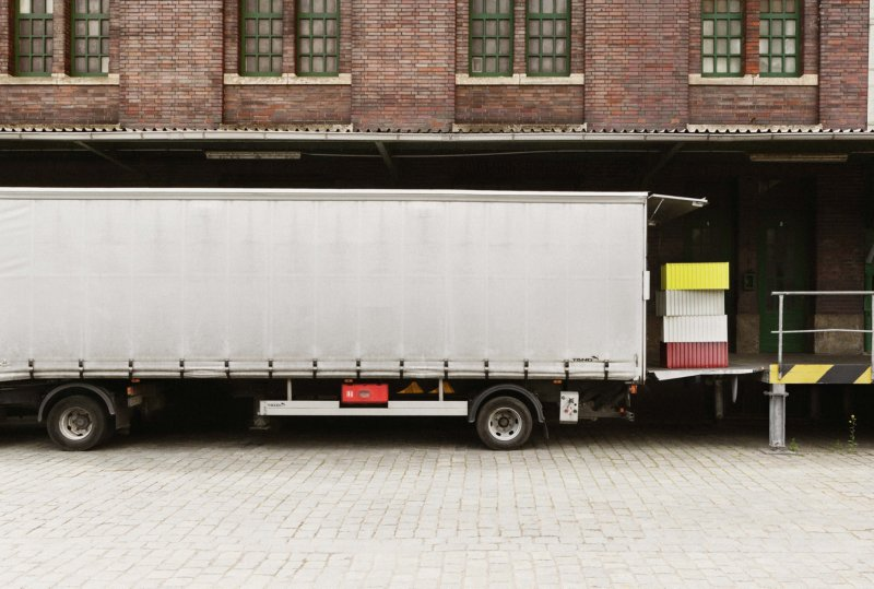 Container DS LKW