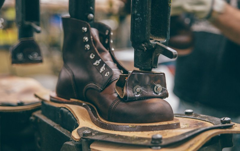 Red Wing IronRanger