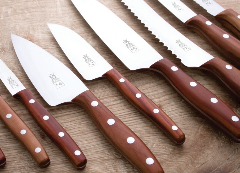 The Windmill knives from Robert Herder