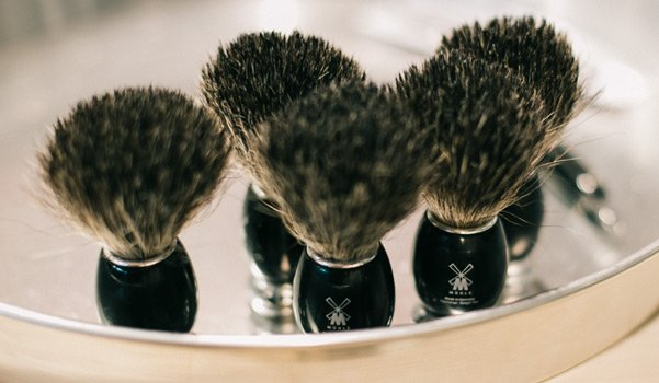 Mühle Shaving Brushes