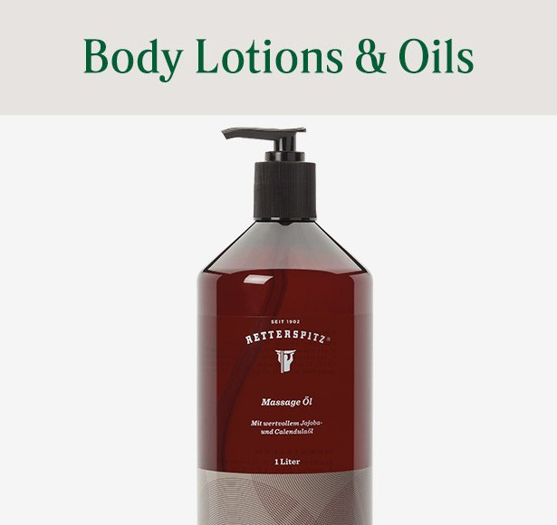 Body Lotions & Oils
