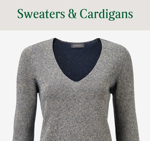 Womens Sweaters & Cardigans