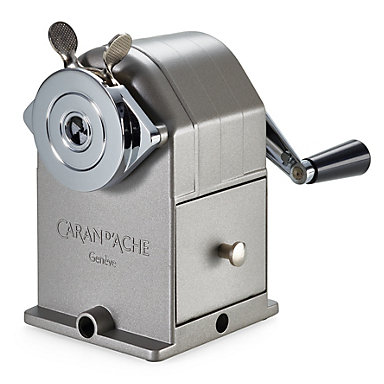 caran-dache-steel-pencil-sharpening-machine