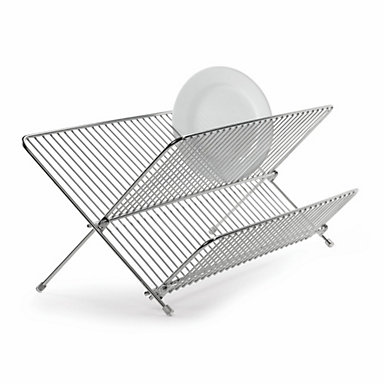 foldable-stainless-steel-draining-rack