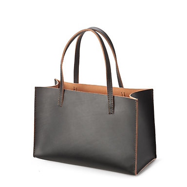 leather-shopping-bag