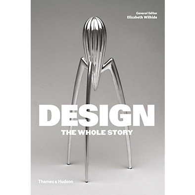 Buch Design: The Whole Story