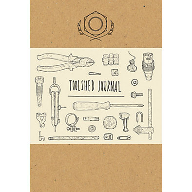 Buch Toolshed Journal