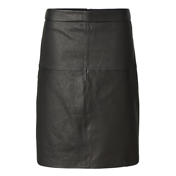 Lanius Leather Skirt_01