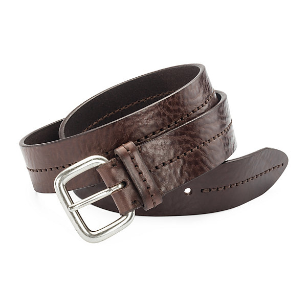 Schröder Double Stitched Belt_01