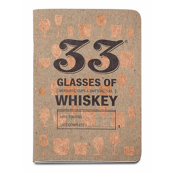 2 Whiskey Tasting Notebooks_01