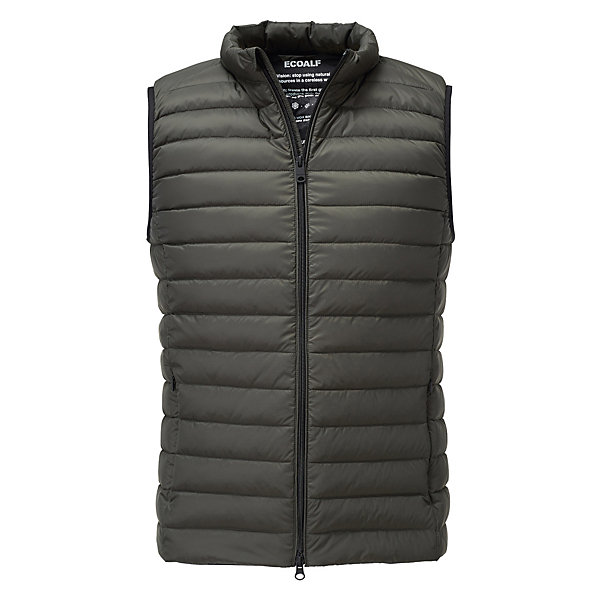 Ecoalf Men's Down Vest_01