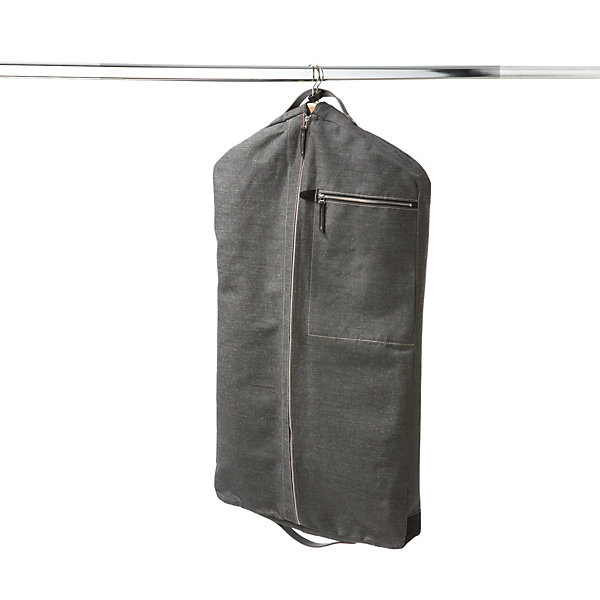 Canvas travel garment cover_01