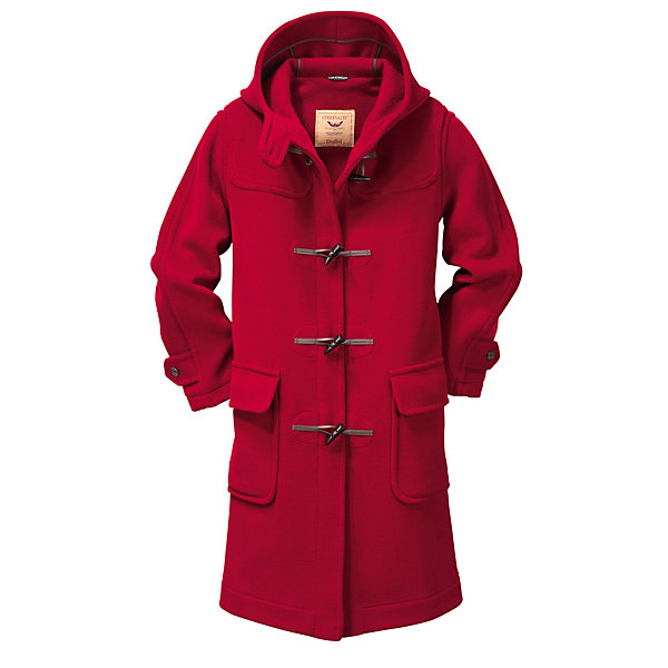 Women's Duffle Coat Elysian_01