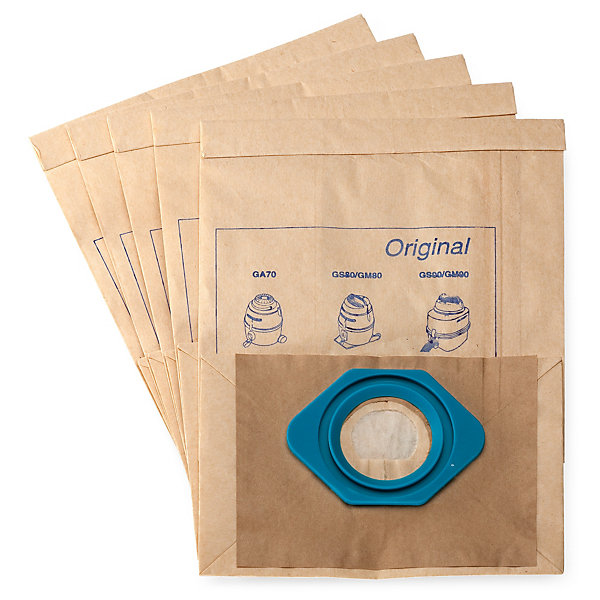 Dust Bags Nilfisk GM 80 P (5 Pieces)_01