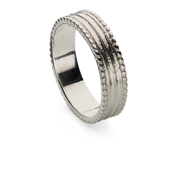 Goethe Finger Ring Made of Silver_01