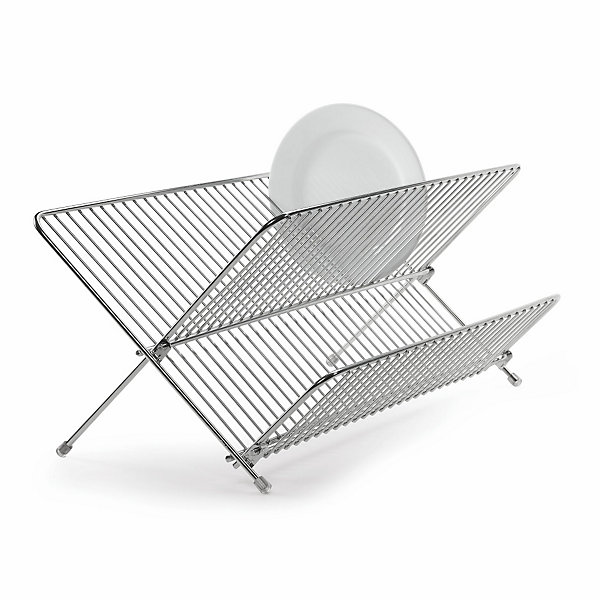 Foldable Stainless Steel Draining Rack_01