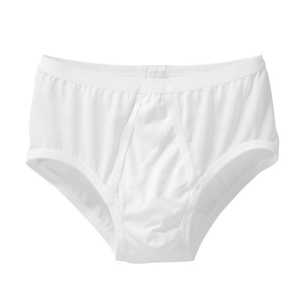 Zimmerli Jersey Underpants with Fly_01