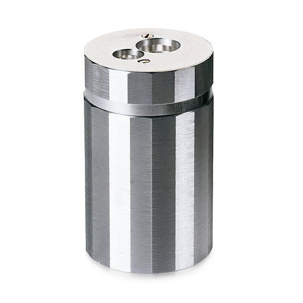 Dux Dual Pencil Sharpener Aluminium_01