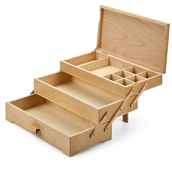 Sewing Box With 3 Drawers Manufactum Online Shop