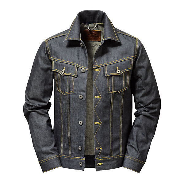 Pike Brothers Denim Jacke_01