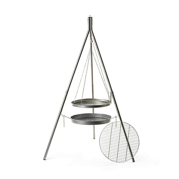 Stainless Steel Hanging Grill_01